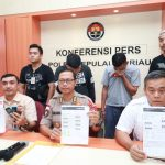 Polda Kepri Amankan 2 Orang Pelaku Tindak Pidana Perdagangan Manusia