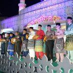 Buka STQ ke 6 Anambas, Gubernur Kepri Nurdin Minta Masyarakat Jaga Kebersamaan Modal Pembangunan