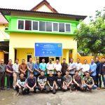 Bupati Rafiq Hadiri Pelantikan Pengurus Ikatan Mahasiswa Karimun Yokyakarta