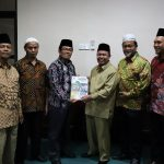 Kunjungan Kerja, BAZNAS Provinsi Kepulauan Riau Serahkan Laporan Kinerja