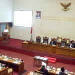 DPRD Kota Batam Terima LKPJ Walikota Batam