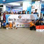 16 Pemanah Club Panahan BP Batam Catat Prestasi di Johor Malaysia