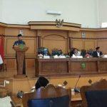 DPRD Kota Tanjungpinang Terima LKPJ Walikota Tanjungpinang