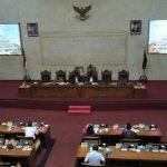 DPRD Batam Gelar Sidang Paripurna Penyampaian Pandangan Umum Fraksi Terhadap Rencana Perobahan RPJMD