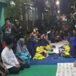 Kasat Binmas Polres Metro Jakarta Pusat Hadiri Undangan Warga Kampung Rawa