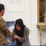 Siti Aisyah Sampaikan Terima Kasih Kepada Presiden Jokowi!