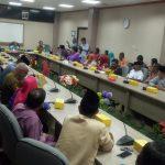 Komisi II DPRD Batam Gelar RDP Terkait Pembagian Sembako Murah