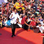 Kampanye di Batam, Jokowi Janji Akan Bangun Jembatan Batam Bintan Tahun Depan