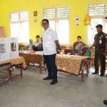 Bupati dan FKPD Bintan Pantau Pelaksanaan Pemilu