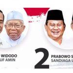 Posisi Perolehan Suara Jokowi-Maruf Amin Raih 36.571.101 Suara, Prabowo-Sandi 28.300.111 Suara