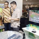 Komisi I DPRD Kepri Sambangi Pameran Potensi Alam Kepri di Jakarta