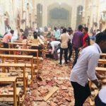 Ledakan Bom di Colombo Srilanka Menewaskan Ratusan Jiwa