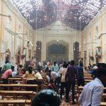 Ledakan Bom di Colombo Bom Bunuh Diri