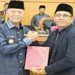 DPRD Tanjungpinang Kembali Gelar Paripurna Tentang LKPj Walikota