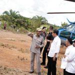 Soal Pemindahan Ibukota, Presiden Menoro Hati Lahan Gunung Mas