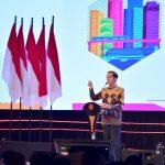 Presiden Jokowi Prediksi Indonesia 2045, Masuk Empat Besar Ekonomi Terkuat di Dunia