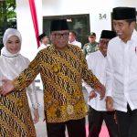 Presiden Jokowi Buka Puasa Bersama Ketua DPD