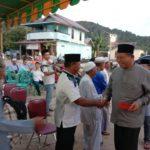 Safari Ramadhan Bupati Haris Terima Sejumlah Usulan Pembangunan Desa Bukit Padi