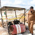 Galian C Ilegal Didua Kecamatan Resmi Ditutup Tim Yustisi Pemkab Kampar