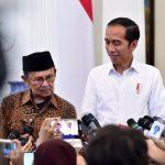 Presiden Jokowi Buka Pintu Lebar  Buat Prabowo dan Politisi lainnya