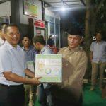 Rangkaian Safari Ramadhan bright PLN Batam Santuni Beberapa Panti Asuhan