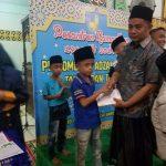 Pesantren Ramadhan Desa Ganting Damai Resmi Ditutup