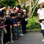 Presiden Jokowi Bersilaturahmi dengan Masyarakat Yogyakarta