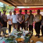 Basembang Bacarita Polres Anambas Tampung Aspirasi Warga