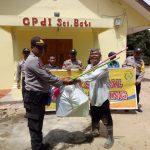 Peringatan HUT Bhayangkara, Polsek Tebing Gelar Baksos ke Gereja GPDI