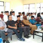 Badan Permusyarawatan Desa, Camat Minda Ajak BPD dan Desa Bersinergi  Bangun Desa