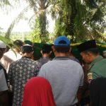 Masyarakat Desa Koto Garo Berkabung Ditinggal Sosok Tokoh Panutan