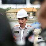 Presiden Jokowi Tinjau Waduk Muara Nusa Dua di Bali