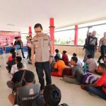 Polda Kepri Amankan Pelaku Penyaluran TKI Ilegal  Modus PMI Palsu