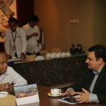 Konsul Jendral India Untuk Medan Sumatera Menyambangi BP Batam