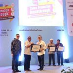 Rumah Sakit BP Batam Raih Penghargaan Industri Marketing Champion Batam 2019 Sektor Healthcare Services