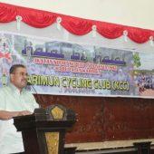 Bupati Rafiq Hadiri Halal Bihalal Ikatan Sepeda Indonesia Kabupaten Karimun