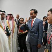 Presiden Jokowi Banjir Pujian di KTT G20