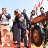Kampar International Dragon Boat Festival 2019, Gubernur Riau : Jadi Agenda Tahunan Riau