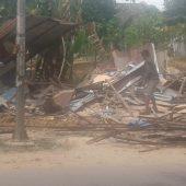 Penggusuran Kios Simpang Hutatap, Puluhan Kepala Keluarga Kehilangan Pekerjaan