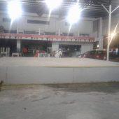 Parah, Oknum Ketua RT Berprilaku Preman Rusak Gedung Olah Raga Milik PT Mercy Depeloment