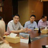 Perusahaan Rental Pakaian dan Tas Style Theory Dalami Sistem Investasi di Batam