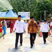 Gubernur Nurdin Basirun Resmikan Kecamatan Jemaja Barat