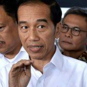 Presiden Jokowi Tinjau Lokasi  Perluasan Bandara Sam Ratulangi Manado