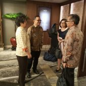 BP Batam Hadiri Undangan 7th Singapure-Indonesia Six Bilateral Economi Working Groups