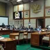 Pimpinan BP Batam Hadiri RDP Komisi VI DPR RI Laporkan APBN 2018