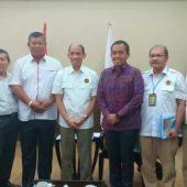 Bupati Abdul Haris Lakukan Pertemuan  Wakil Menteri ESDM