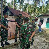 JELANG OPSTER TNI TA 2019, DANLANTAMAL IV TINJAU LOKASI KEGIATAN