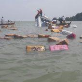 Dirpolairud Polda Kepri Berhasil Evakuasi Speedboat Tenggelam, Tidak ada Korban Jiwa