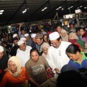 Gubernur Nurdin Pastikan Stok  Bahan Pokok Tersedia dan Harga Stabil