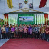 Pemkab Anambas Gelar Rapat Pemetaan dan Penegasan Batas Desa dan Kecamatan